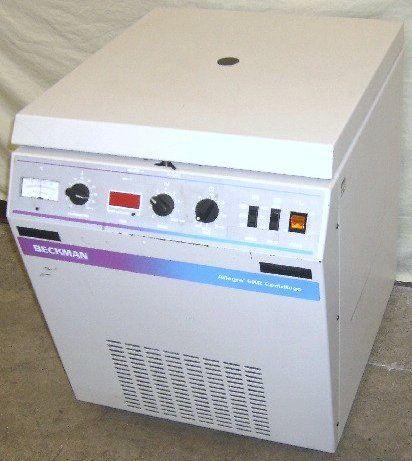 Beckman Allegra 6KR, Refrigerated Centrifuge