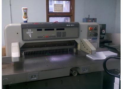 Polar 92 EM, Guillotine Machine, 92 cm