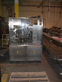 Kalix KX-1100, HIGH SPEED AUTOMATIC METAL TUBE FILLING AND SEALING MACHINE