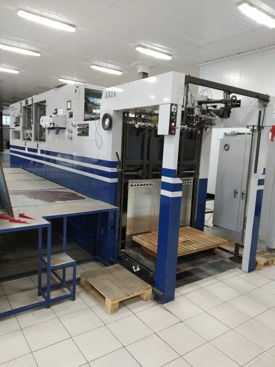 Sanwa TRP-1060-SCB AXIA, Automatic Platen Cutting and Creasing Machine