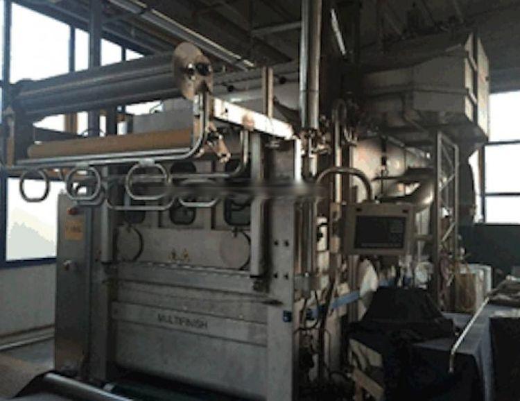 Flainox Multi finish jumbo / j 3C (CLB)  Fabric cord processing machine