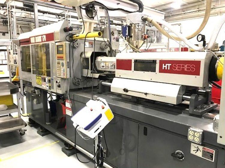 Van Dorn Injection Molding Machine 170 HT