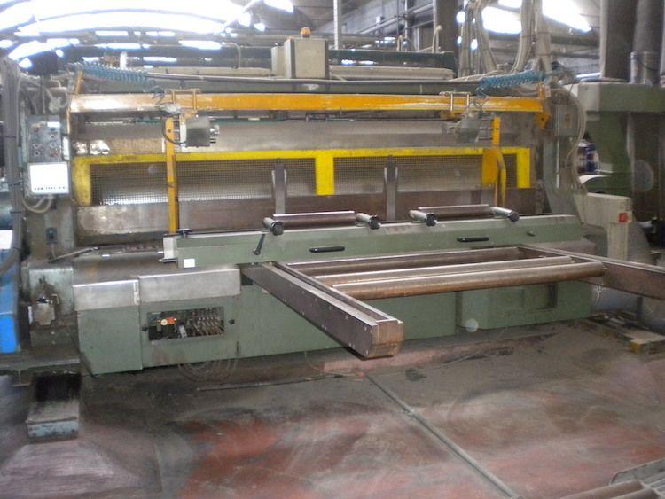 Gandossi & Fossati FS 350, Printer Slotter  3460 x 1575