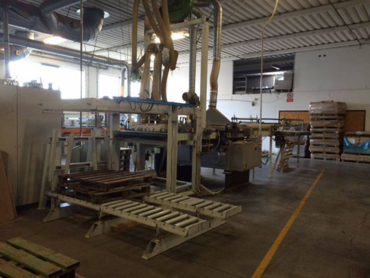 Costa Automatic Floor Production Line