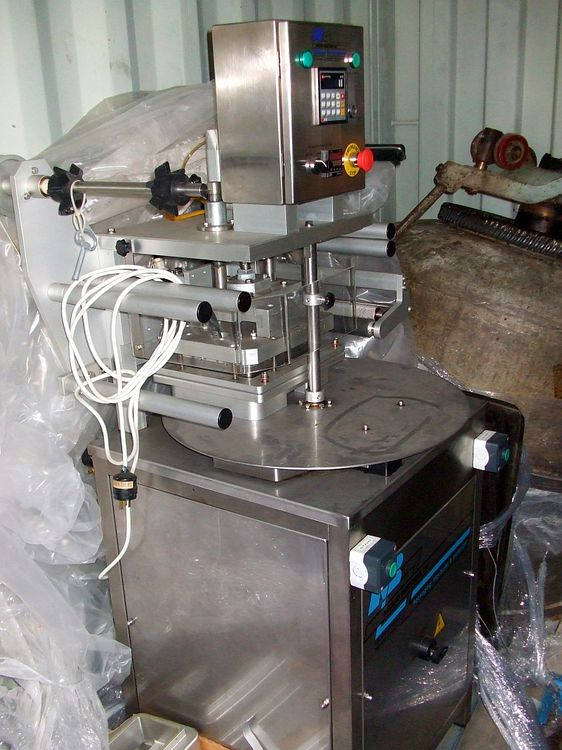 Other Alpha SEMI AUTOMATIC TRAY LID SEALER