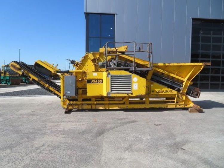RM60 Rotor / impact crusher