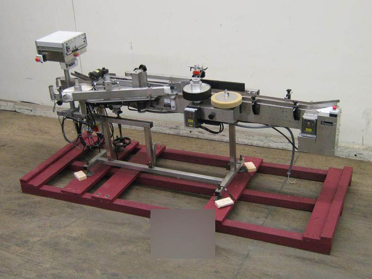 Newman NVII Labeler P/S Wrap