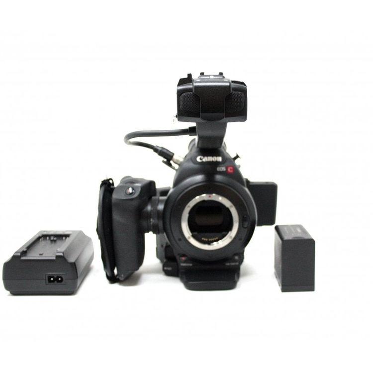Canon C100 MKI