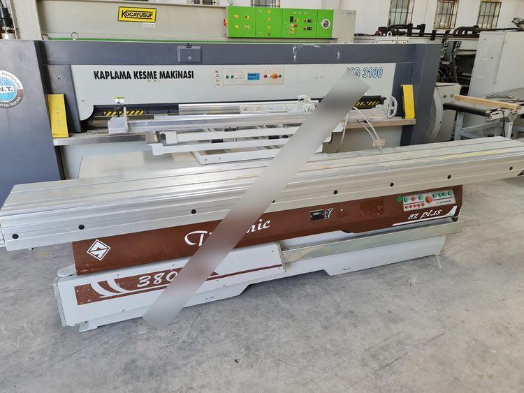 AYZA MIZRAK Az Plus Tiptronic 3800 Table Saw