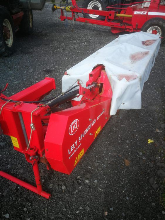 Lely 320 Classic