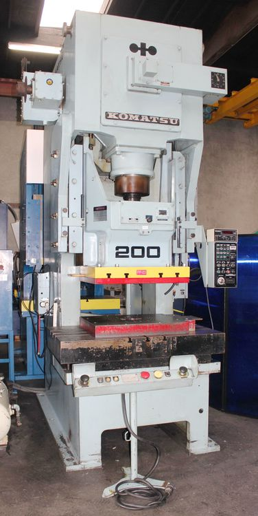 Komatsu OBS-200 Gap Frame Single 220 TON
