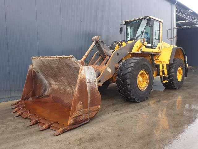 Volvo L180F Wheel Loaders