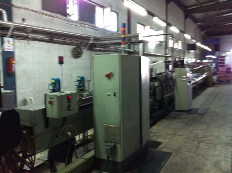Volkmann Complete PP BCF YARN MANUFACTURING PLANT
