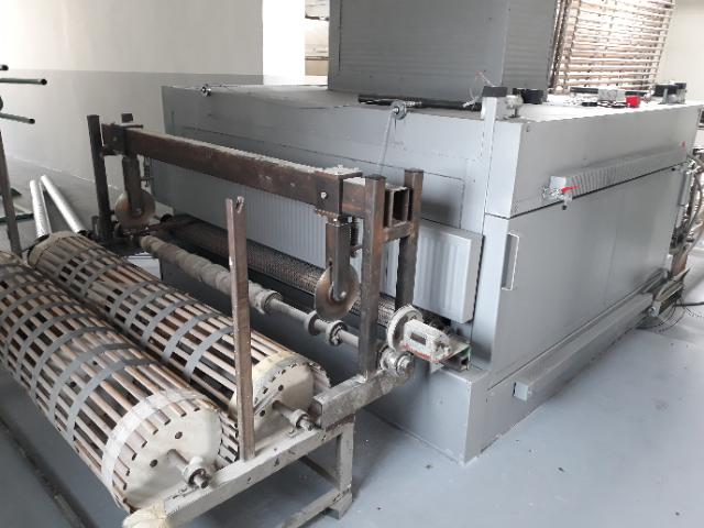 Befama 600 Carding Machine
