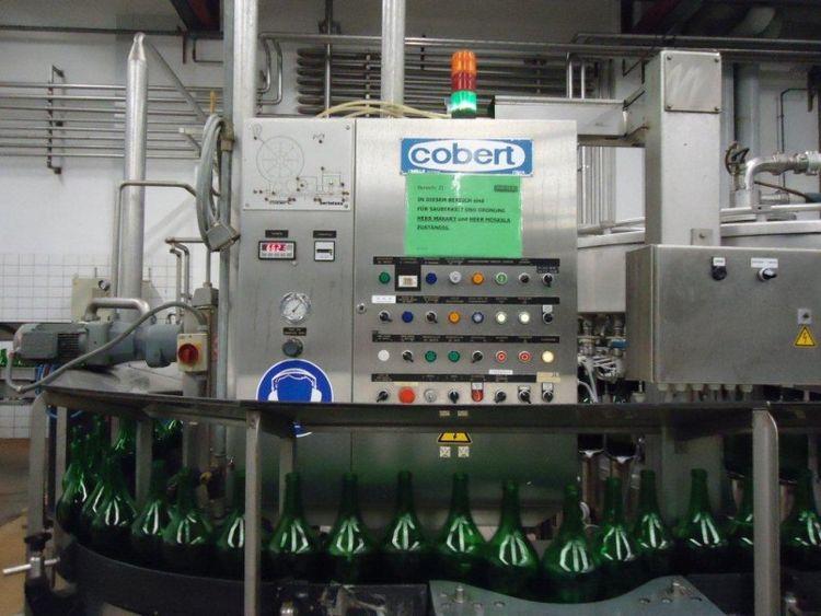 Cobert Olympia 60/12 Vacuum filler