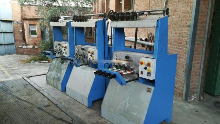 Ratera 4 PVLU / 330 Metalico Reeling Machine 3E