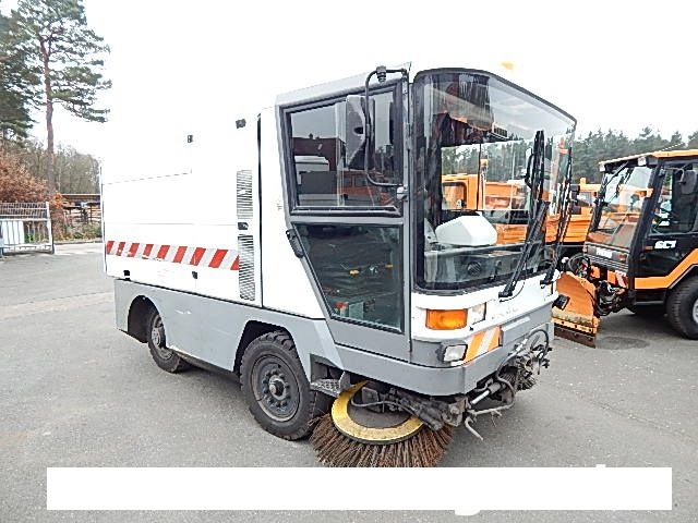 Others 5002 ST 2x broom high pressure lance, Sweeper