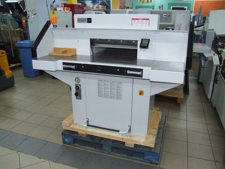 EBA 5560, Paper guillotine