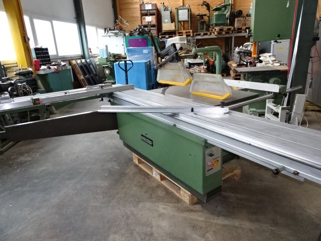 Panhans 684 / 1.17, Sliding table saw