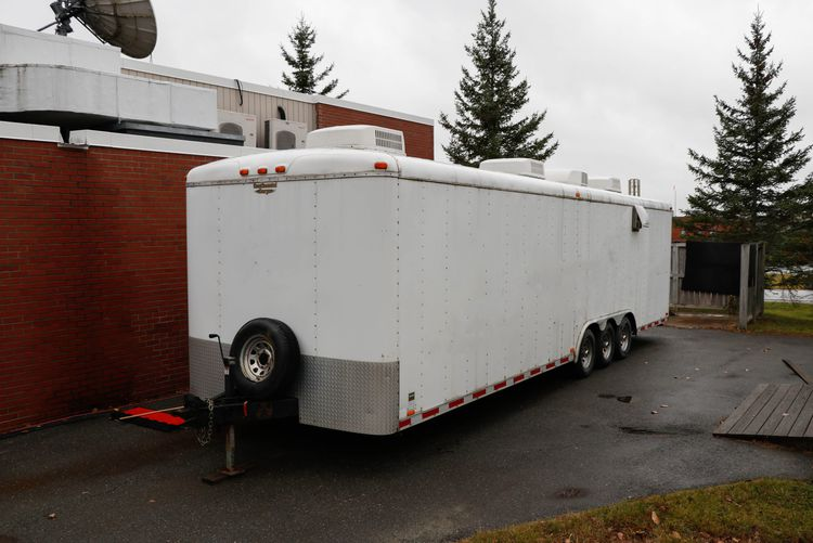 30ft Continental Cargo, Rack Ready Production Trailer
