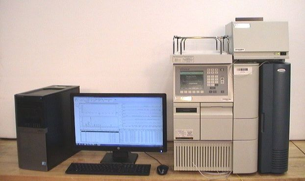 Waters 2695 HPLC Separations System