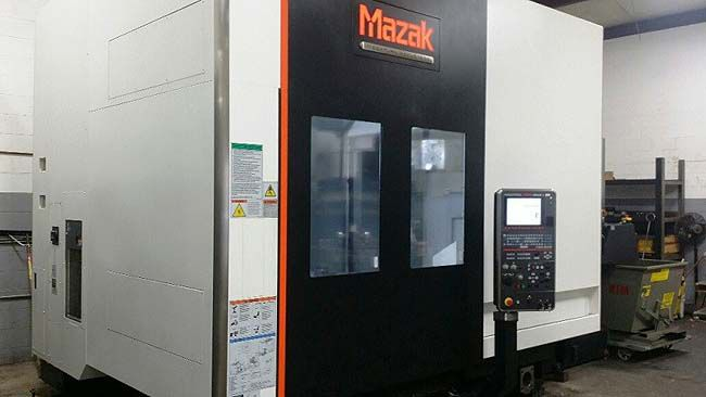 Mazak MEGATURN 1600 CNC Vertical Turning Center VTL