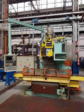 Rambaudi RAMMATIC 600 vertical 1650 rpm