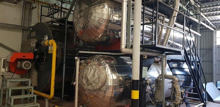 Eralp Steam Boiler