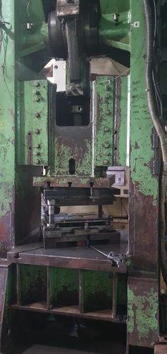 Mankoo Mechanical Press 250 Ton