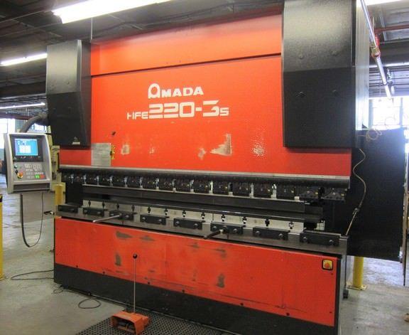 Amada HFE 220-3S Max. 242 Ton