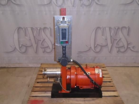 IKA IKA Dispax Reactor homogenizing Mill - 5 hp DR3-0/6A