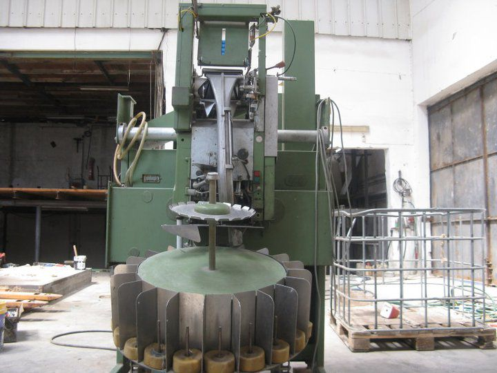Karl mayer Automatic residual cone winder RC 8 Ri- U/EW