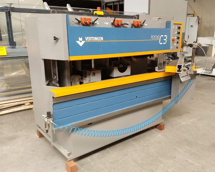 Vertongen Pentho Compact C3 Tenoning Machine