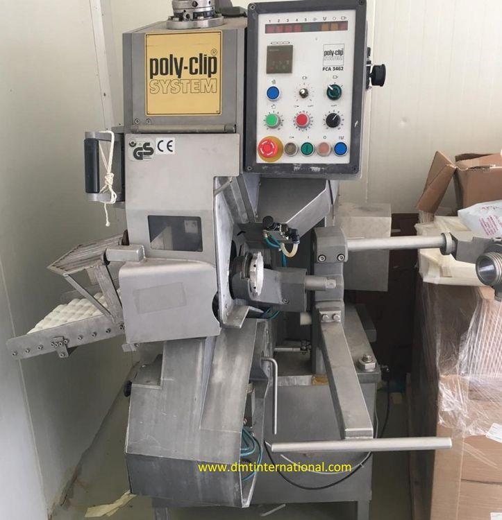 Polyclip FCA 3462 clipper