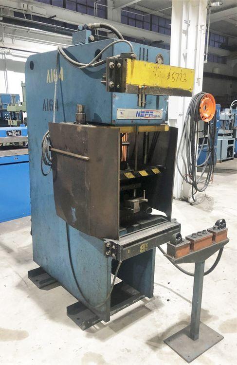 Neff C-Frame Press for Sale • C Frame Hydraulic Press 30 Ton