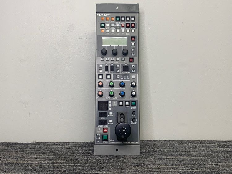 Sony RCP-920 remote control panel