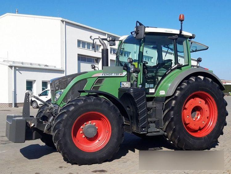 Fendt 720 Vario SCR Tractor