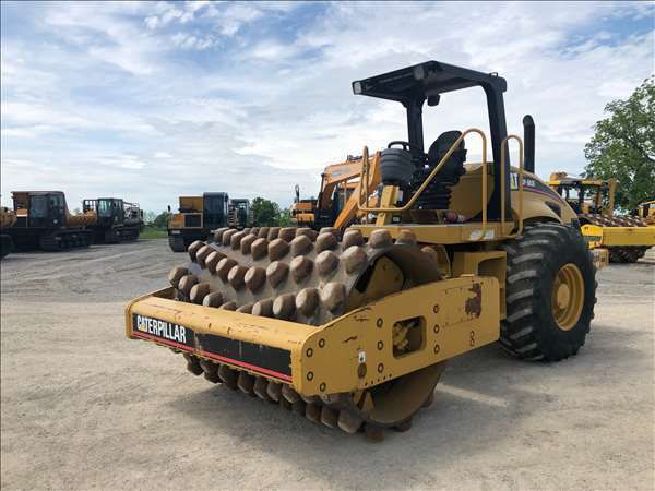 Caterpillar CP563E COMPACTOR VIBRATORY