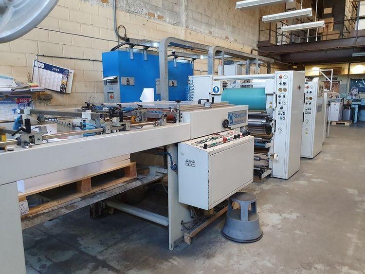Paperplast SAMAL Laminating machine