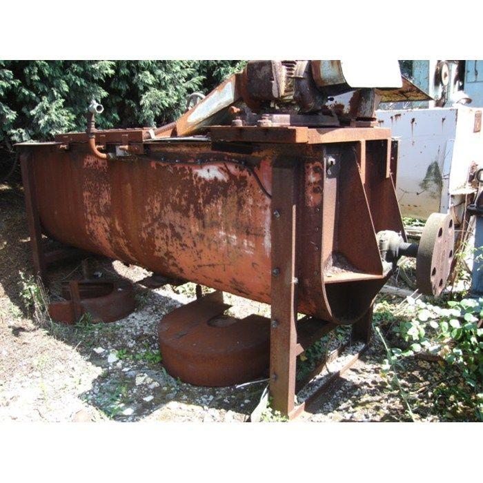 Gardner U-Trough Mixer M/S