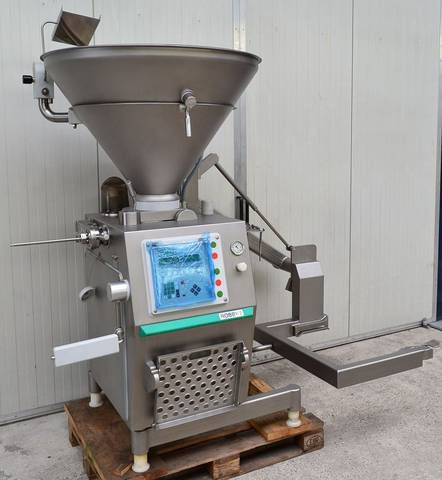 Vemag Robby-2 Vacuum filling machine