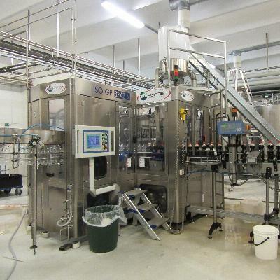 Filling Systems ISO-GP 32-42-6 Bottle filling line