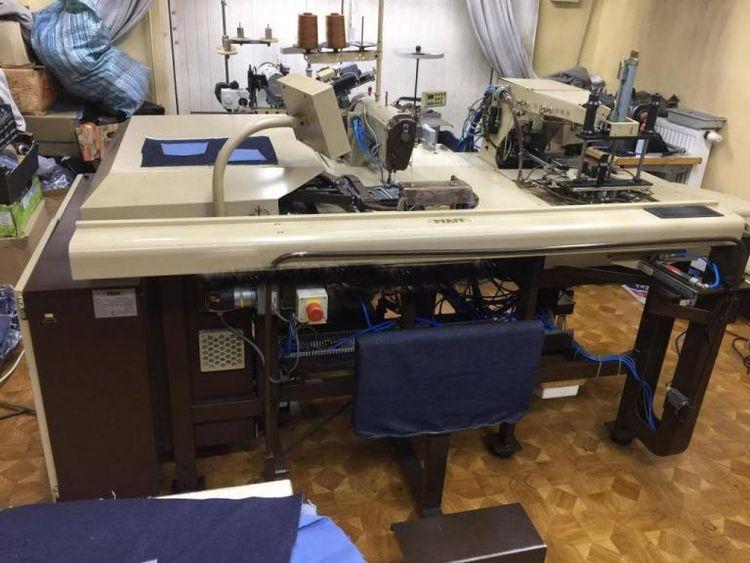 Pfaff 3568 Automatic pockets sewing machine