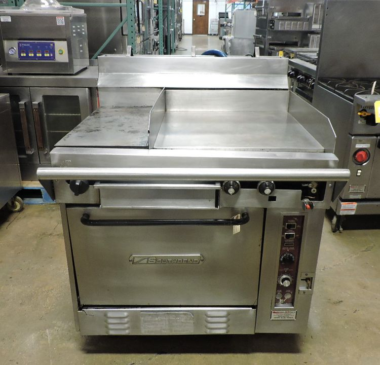 Southbend CO301HT Griddle Top & Convection Oven