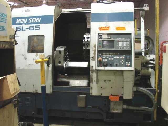 Mori Seiki CNC Control Variable SL 65B 2 Axis