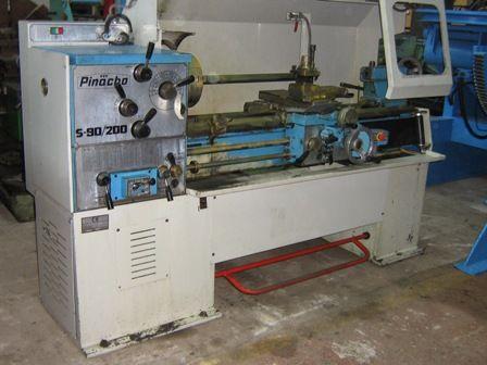 Pinacho Engine Lathe 2200 tr/mn (RPM) SV90-200
