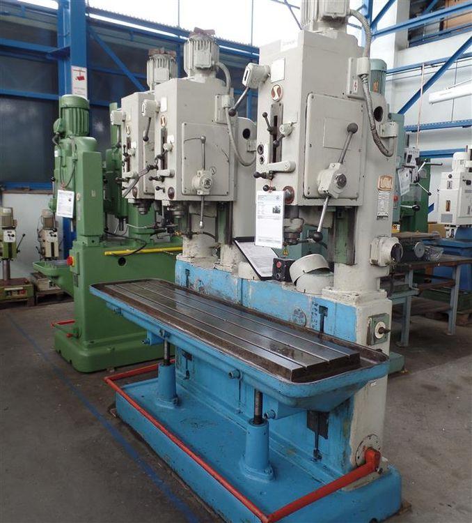 WMW Saalfeld BKR 4 x16 2000 / 8 step U/min