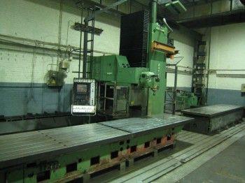 Zayer KCU 12000  1800 rpm