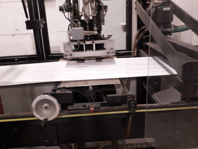 Lemo Intermat S 850 TU-SGS / CT Loophandle bagmaking machine