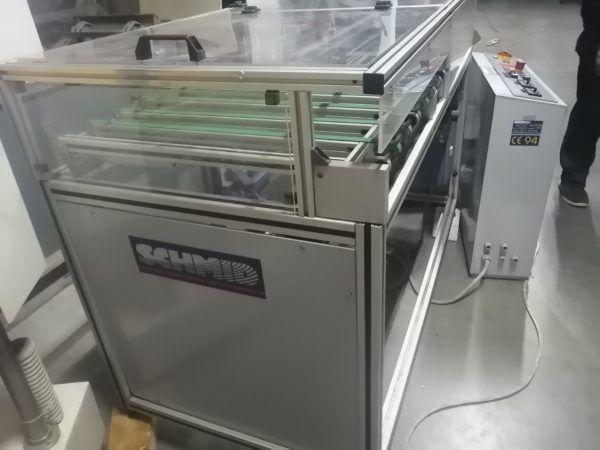 Schmid Rotation unit SCHMID VA 815 for pcb production